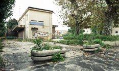 Ex stazione Circumvesuviana di Marigliano