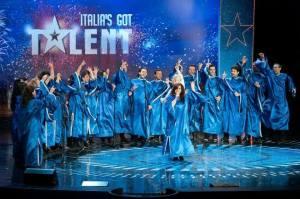 I Blue Gospel Singers