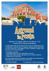 Agrumi in Festa - Castello Ducale Marigliano